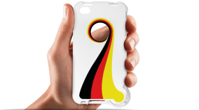 Deutschland iPhone Case